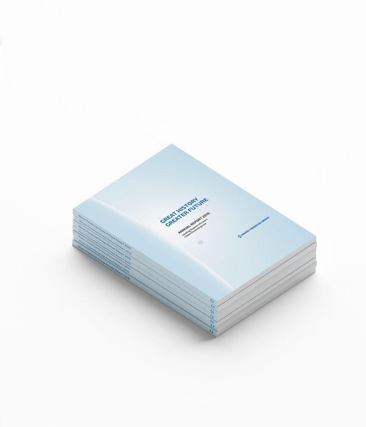 Woori Financial group annual report
