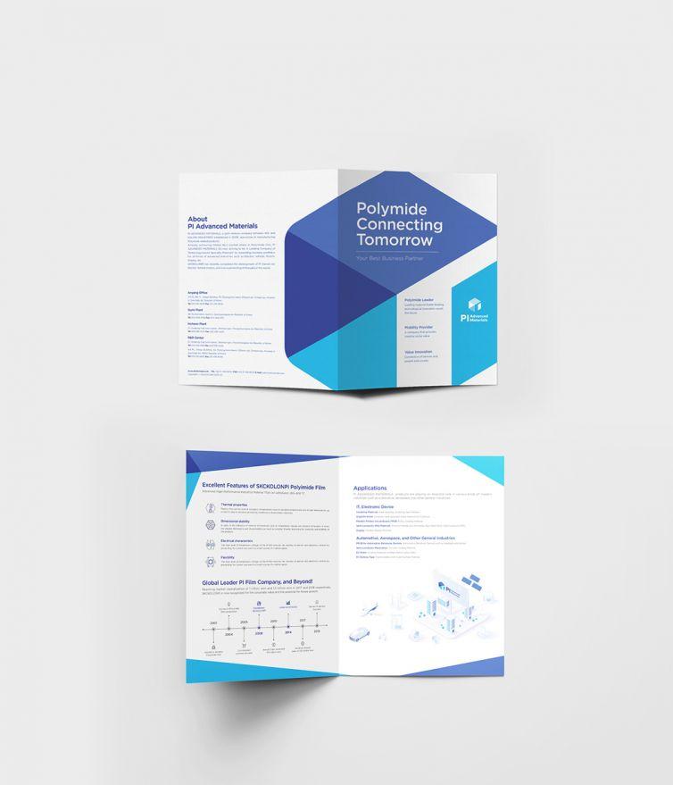 PI Advanced Materials leaflet – SkcKolon